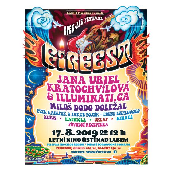 Fírfest 2019<br>11. ročník open air festivalu