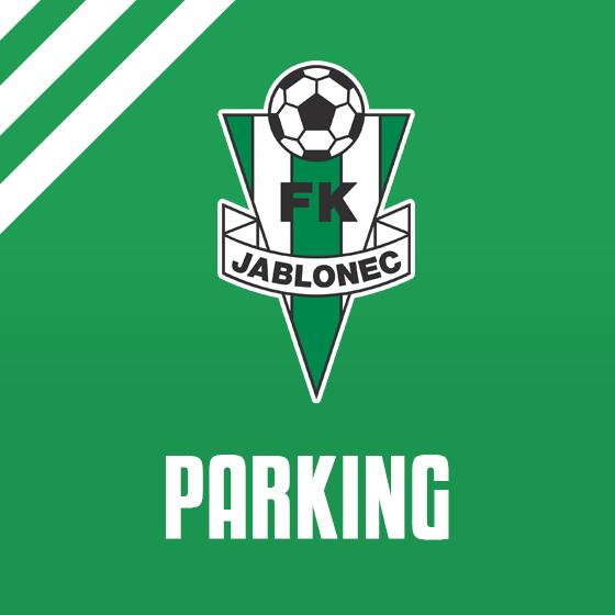 Parking Střelnice<BR>FK Jablonec