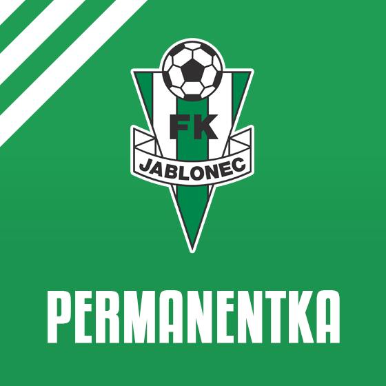 FK Jablonec<br>Permanentka I. liga<br>Sezóna 2019/2020