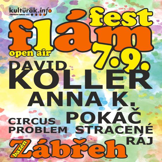 Flám Fest 2019<br>Open air