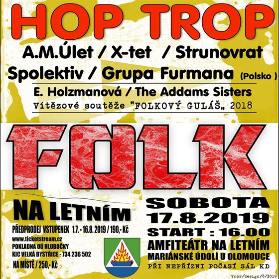 Festival Folk na Letním