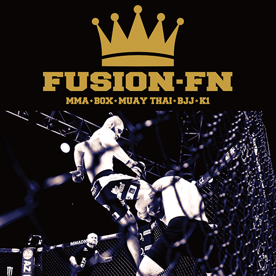 Fusion FN24:<BR>Cage Fight / Fusion Rules