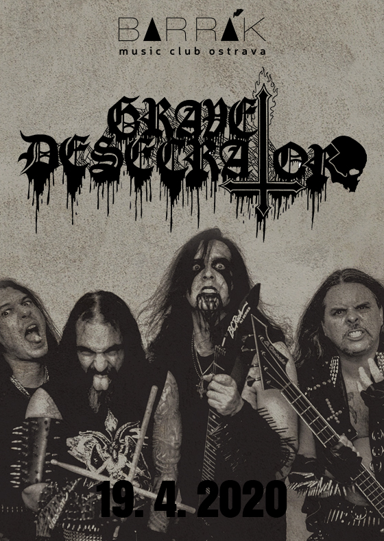 Grave Desecrator