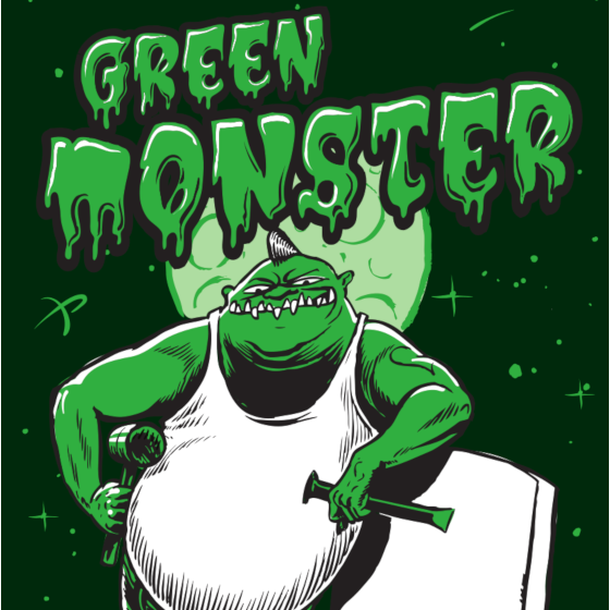 Green Monster<br>Screwballs