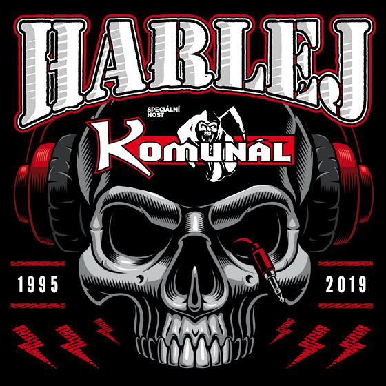 Harlej + Komunál<BR>Tour 2019