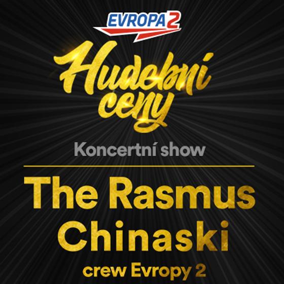 Hudební ceny Evropy 2 afterparty<br>The Rasmus, Chinaski, crew Evropy 2
