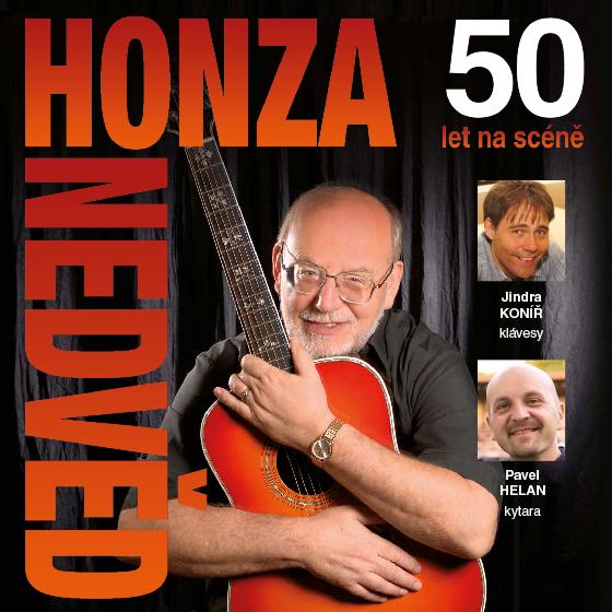 Honza Nedvěd<br>50 let na scéně