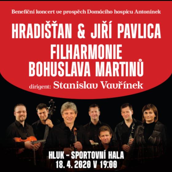 Hradišťan, J.Pavlica & filharmonie Zlín