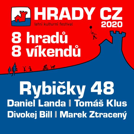 ČESKÉ HRADY.CZ 2020 Rožmberk nad Vltavou<br>Pátek