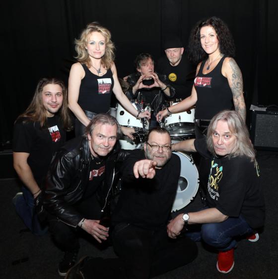 Hudba Praha band<br>Quo vadis homine