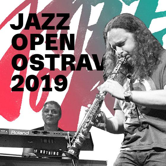 Jazz Open Ostrava<BR>Opening<BR>Rythm Desperados, Julie Urbišová