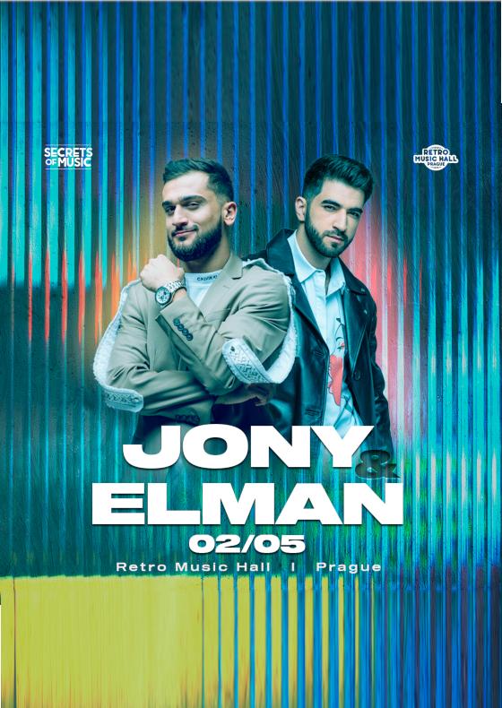 Jony & Elman in Prague