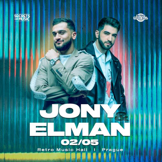 JONY & ELMAN IN PRAGUE- Praha -Retro Music Hall Praha