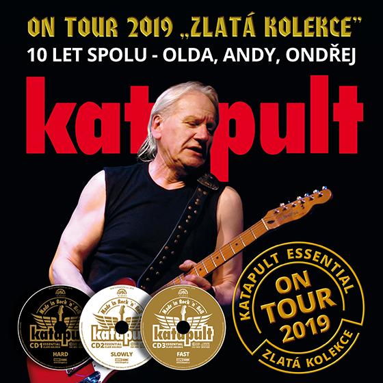Katapult<BR>On Tour 2019<BR>Zlatá kolekce