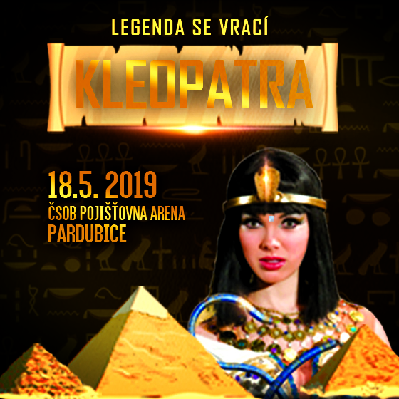 Muzikál Kleopatra