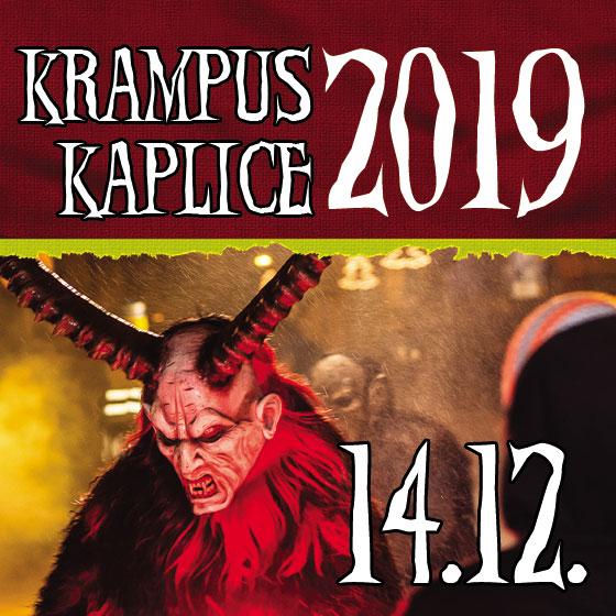 Krampus Kaplice<br>8. ročník