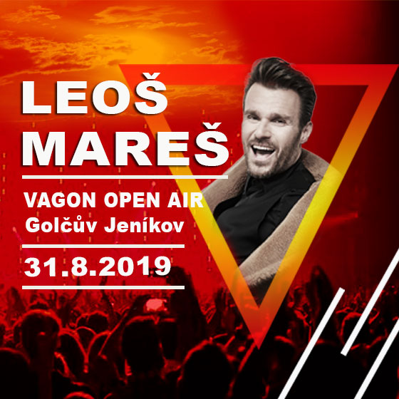 Leoš Mareš<BR>The Show