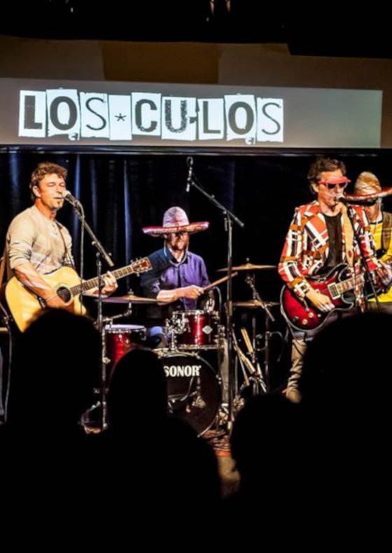 Los Culos – křest alba!<br>host: Matemato
