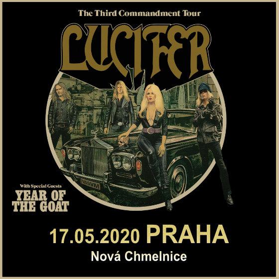Lucifer<br>The Third Commandment Tour 2020