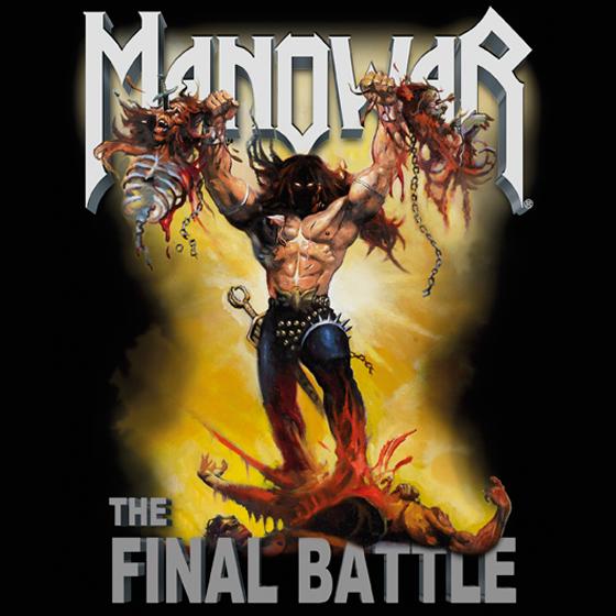 Manowar<BR>The Final Battle
