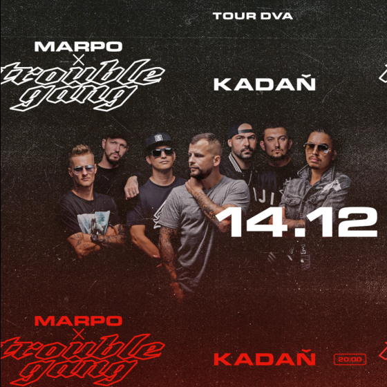 "Marpo & TroubleGang<br>Tour ""Dva"