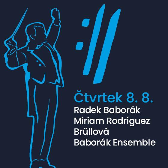 Baborák Ensemble<BR>Mezinárodní hudební festival Český Krumlov 2019