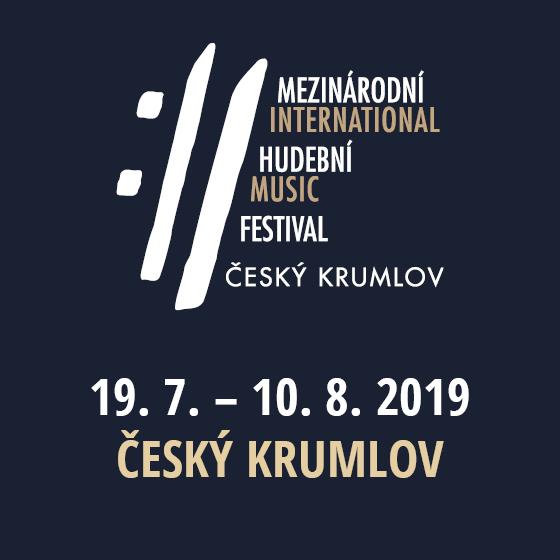 Kombinovaná vstupenka na dva večery<BR>Mezinárodní hudební festival Český Krumlov 2019