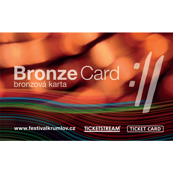 IMF ČK Bronze Card