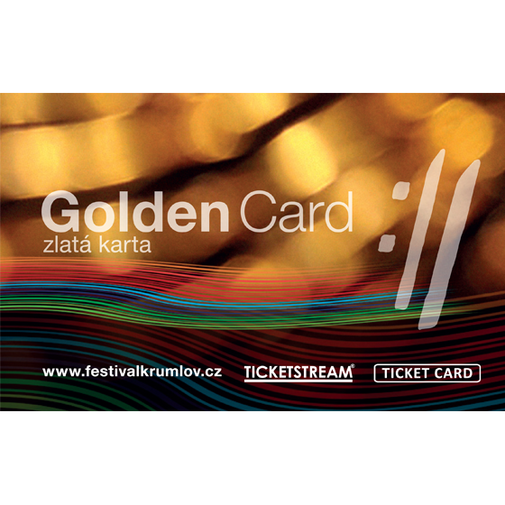 IMF ČK Golden Card