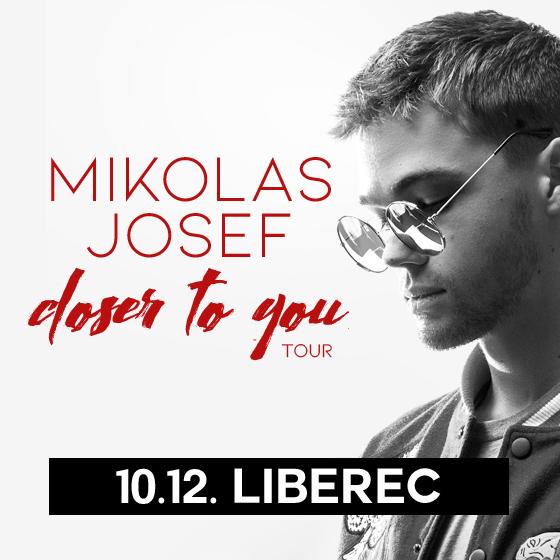 Mikolas Josef<br>Closer to you - Vánoční Tour