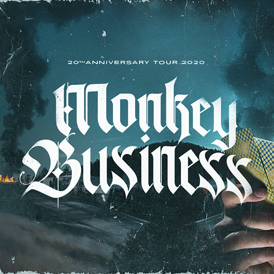 Monkey Business<br>Dvacet dobrý, ale voko bere