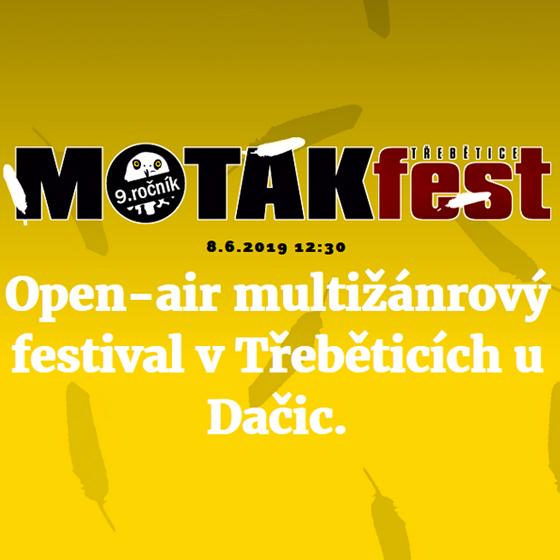 Motákfest 2019<br>9. ročník