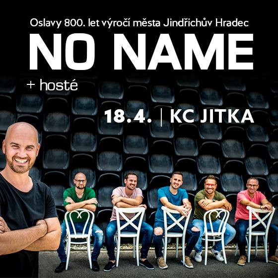 No Name<br>Oslavy 800. let výročí města Jindřichův Hradec