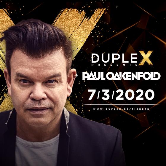 Paul Oakenfold<br>DupleX Presents