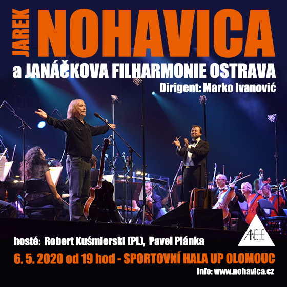 Jaromír Nohavica & Janáčkova filharmonie Ostrava