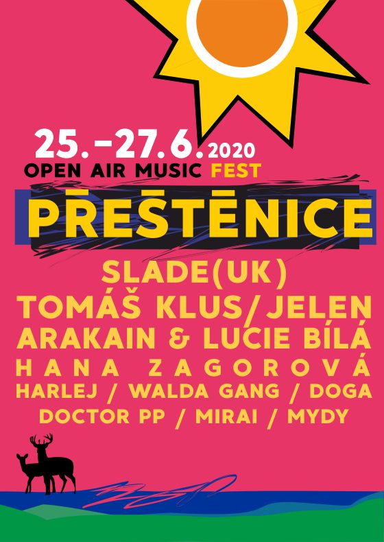 Open Air Music Fest Přeštěnice