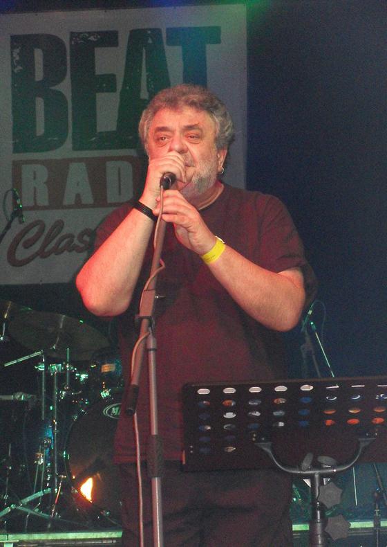 Oskar Petr a band - vzpomínka na Marsyas