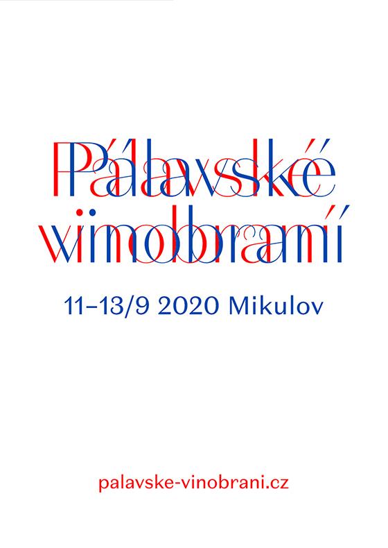 Pálavské vinobraní 2020