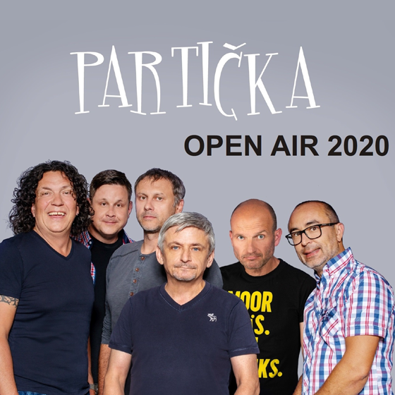 Partička – Open Air<br>Divadelní představení