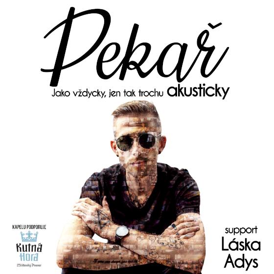 Pekař<br>Akustické tour