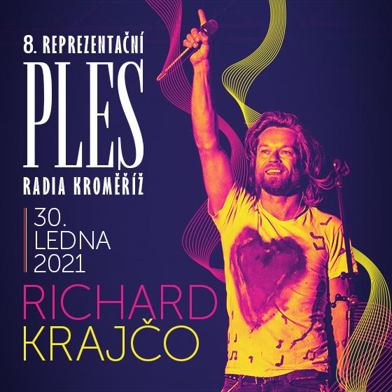 Ples Radia Kroměříž s Richardem Krajčem