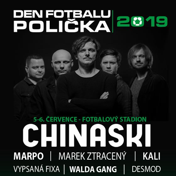 Den fotbalu Polička (do r. 2019)