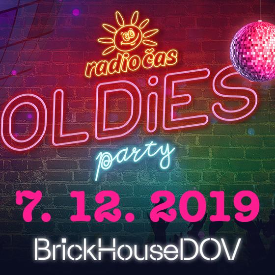 Oldies party Radia Čas