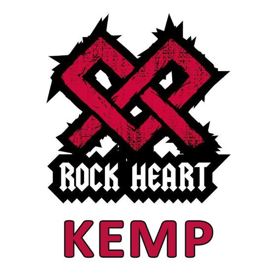 Rock Heart<BR>KEMP<BR>1 stan