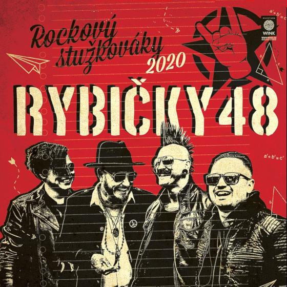 Rybičky 48 <br> Rockový stužkovák 2020