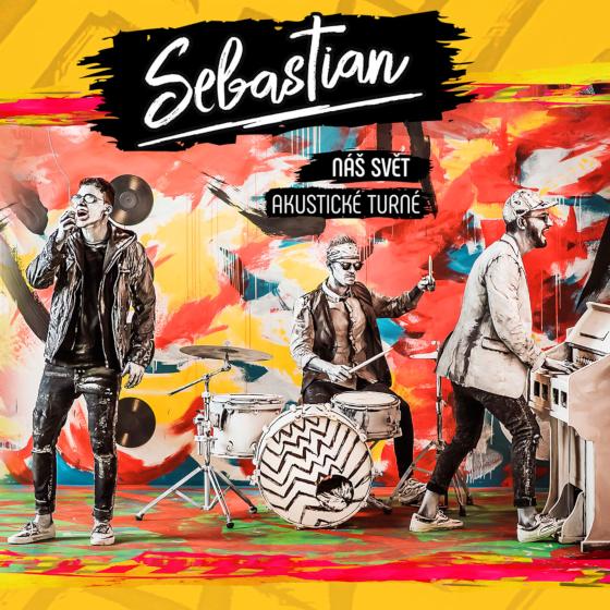 Sebastian<br>Náš svět - Akustické turné