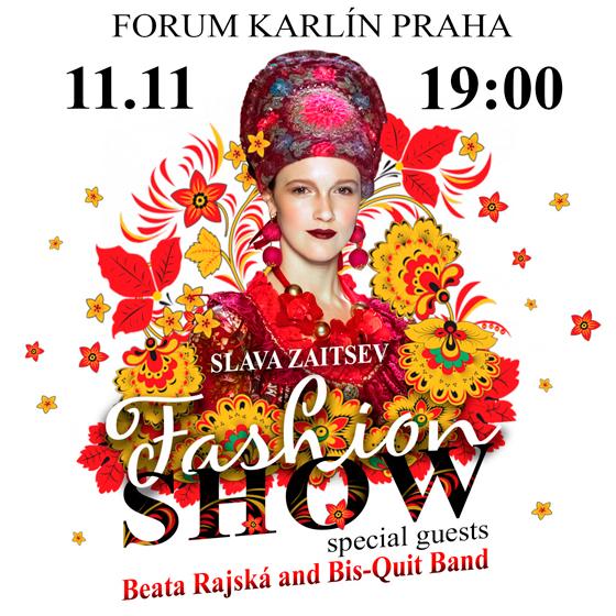 Slava Zaitsev<BR>Fashion Show