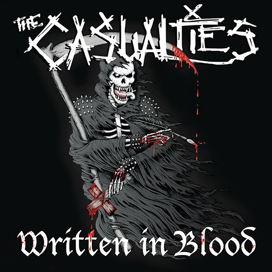 The Casualties (USA)<br>Dezinfekce (CZ)