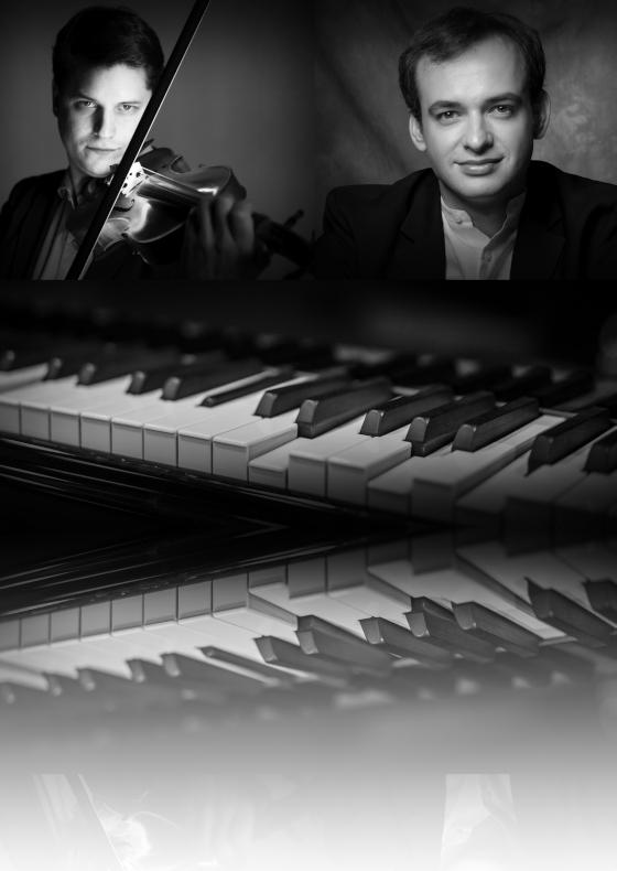 Tóny jara – klavír & housle<br>Martin Kasík & Roman Patočka<br>Koncertní řada Antonína Petrofa