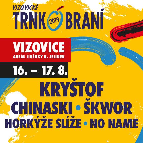 Vizovické Trnkobraní 2019<br><font color=red><B>VIP KEMP</B></font>